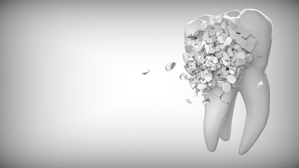 Hull i tennene